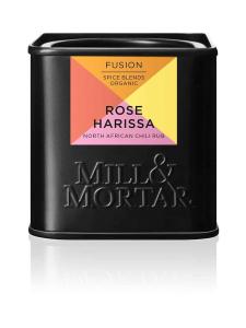 Mill & Mortar - Maustesekoitus Rose Harissa Luomu 50g | Stockmann