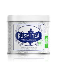 Kusmi Tea - Anastasia Valkoinen Luomu Irtotee 90g | Stockmann