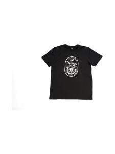 Pelago - Pelago Label T-Shirt - BLACK | Stockmann