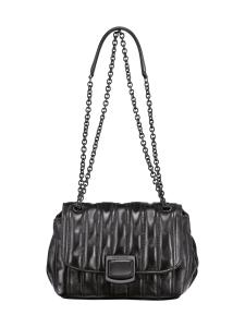 Longchamp - BRIOCHE - CROSSBODY BAG S - NAHKALAUKKU - BLACK | Stockmann