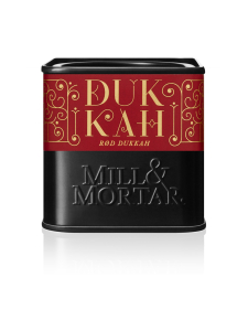 Mill & Mortar - Dukkah Punainen Luomu 75g | Stockmann