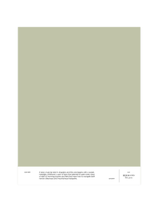 Cover Story - Sävymalli 027 HERMANN - pale green   Stockmann