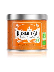 Kusmi Tea - English Breakfast Luomu Irtotee 100g | Stockmann