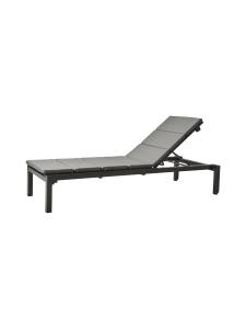 Cane-Line - Relax-aurinkotuoli - TUMMA HARMAA | Stockmann