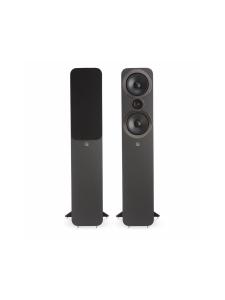 Q Acoustics - Q Acoustics Q3050i lattiakaiutin, harmaa | Stockmann
