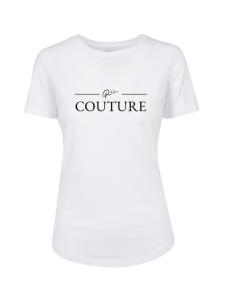 Riikka Couture - Classic T-Paita - VALKOINEN | Stockmann