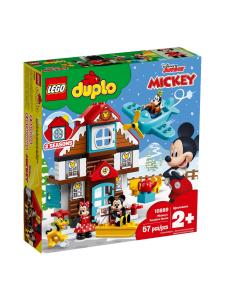 Lego Disney Princess - LEGO DISNEY PRINCESS Mikin lomakoti 10889 - null | Stockmann