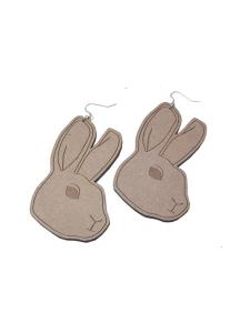 Globe Hope - Bunny Maxi -korvakorut - PUUN VÄRI | Stockmann