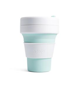 Stojo - Pocket Cup -kestokuppi 355 ml - MINTTU | Stockmann