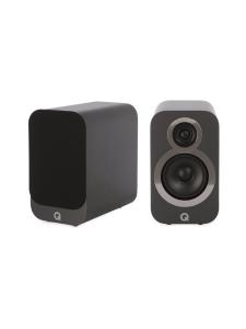 Q Acoustics - Q Acoustics Q3010i hyllykaiutin, harmaa | Stockmann