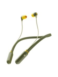 Skullcandy - INKD+ WIRELESS -kuulokkeet - Moss/Olive/Yellow - VIHREÄ | Stockmann