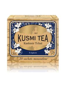 Kusmi Tea - Kashmir Tchai Musta Pussitee 20kpl 44g | Stockmann