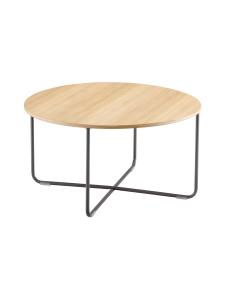 HT Collection - Nordic -sohvapöytä, Vaalea ∅ 80 cm - TAMMI | Stockmann