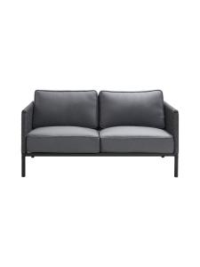 Cane-Line - Encore 2-istuttava sohva - TUMMA HARMAA, HARMAA | Stockmann