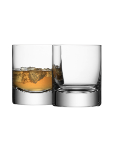 LSA International - Viskilasi Bar Whisky Tumbler (4 kpl) | Stockmann