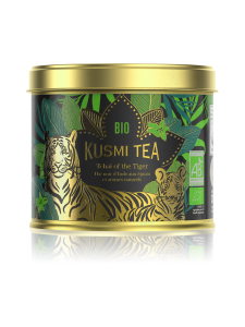 Kusmi Tea - Tchai of Tiger Luomu Irtotee 100g | Stockmann