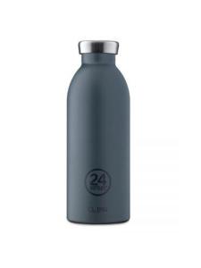 24Bottles - Clima Bottle, 0,5l -juomapullo - Formal Grey - HARMAA   Stockmann