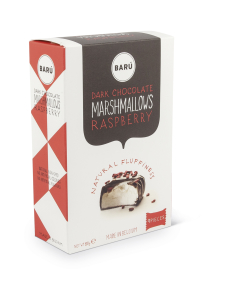 Barú - Vaahtokarkki Tummasuklaa & Vadelma 120g | Stockmann