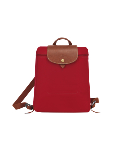 Longchamp - Le Pliage Backpack -Reppu - RED | Stockmann