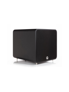 Q Acoustics - Q Acoustics Q B12 aktiivisubwoofer, musta | Stockmann