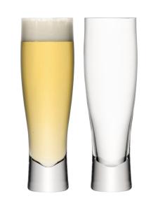LSA International - Olutlasi LSA Bar Lager Glass  (2 kpl) | Stockmann