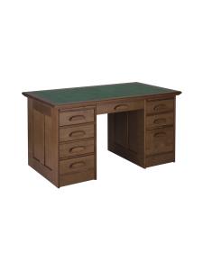 Boknäs - Kirjoituspöytä laatikostoilla - MAHONKI | Stockmann