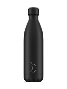 Chilly's - All Black -juomapullo 750 ml - KOKOMUSTA | Stockmann