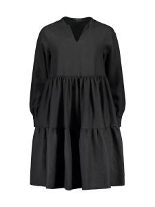 MIAM Clothing - Frilla Pellavamekko - MUSTA | Stockmann