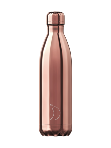 Chilly's - Rose Gold Chrome -juomapullo 750 ml - VAALEANPUNAINEN | Stockmann