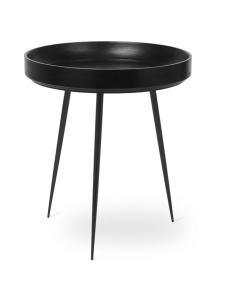 Mater - Bowl pöytä M musta   Stockmann