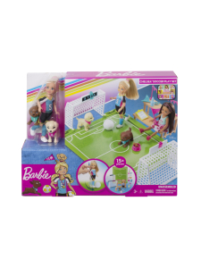 Barbie - MATTEL BARBIE Chelsean jalkapallo - null | Stockmann