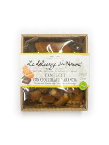 Le Dolcezze di Nanni - Keksi Cantucci Mini Suklaa Appelsiini 200g | Stockmann