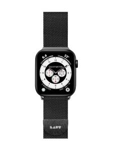 Laut - Steel Loop Apple Watch (42/44 mm) -nauha (musta) - MUSTA | Stockmann