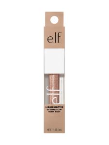 ELF Cosmetics - Liquid Glitter Eyeshadow Flirty Birdy -nestemäinen luomiväri 3ml | Stockmann