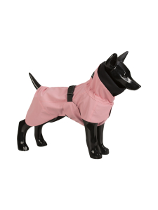 PAIKKA - Visibility Raincoat Lite Pink for Dogs | Stockmann