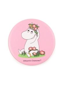 Popsockets - PopSockets Moomin with Flowers -puhelimen pidike - VAALEANPUNAINEN | Stockmann