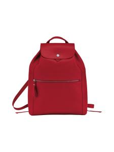 Longchamp - Le Foulonné Backpack - Reppu - RED | Stockmann