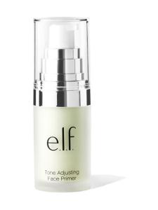ELF Cosmetics - Tone Adjusting Face Primer Neutr. Green -meikinpohjustustuote punoittavalle iholle 14ml | Stockmann
