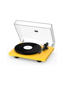 Pro-Ject - Pro-Ject Debut Carbon EVO levysoitin, satiini keltainen | Stockmann