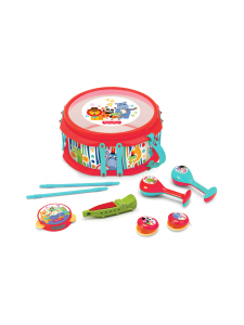 Fisher-Price - FISHER PRICE Rainforest Musical Band Rumpusetti - null | Stockmann