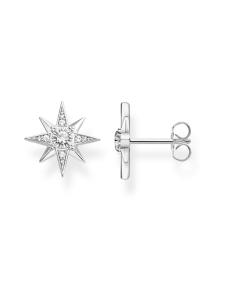 Thomas Sabo - Thomas Sabo Ear Studs Star Silver -korvakorut | Stockmann