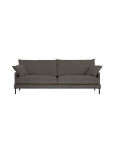 HT Collection - Luca -sohva, 232 cm - TUMMAN HARMAA   Stockmann