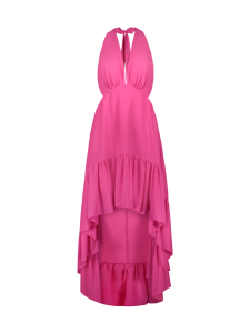 Vejits - Pink silkkisifonki juhlamekko - PINK | Stockmann