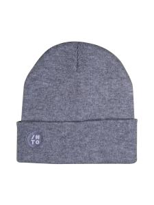 INTO Scandinavian Clothing - Grey beanie - HARMAA | Stockmann