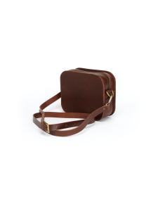 MOIMOI accessories - SOFIA crossbody laukku ruskea - RUSKEA | Stockmann