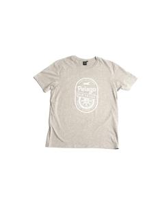 Pelago - Pelago Label T-Shirt - GREY | Stockmann