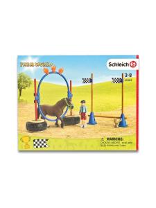 Schleich - SCHLEICH FARM WORLD Poniagility kilpailu | Stockmann