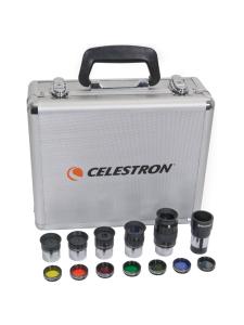 Celestron - Celestron Eyepiece and Filter Kit  -okulaari ja suodinpaketti - null | Stockmann
