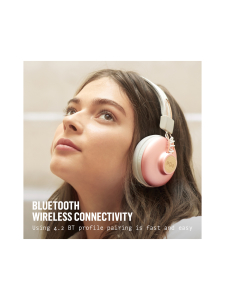 House of Marley - House Of Marley Positive Vibration Bluetooth kuuloke - COPPER | Stockmann