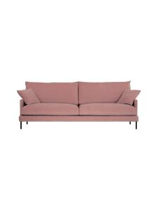 HT Collection - Luca -sohva, 232 cm - VAALEANPUNAINEN   Stockmann